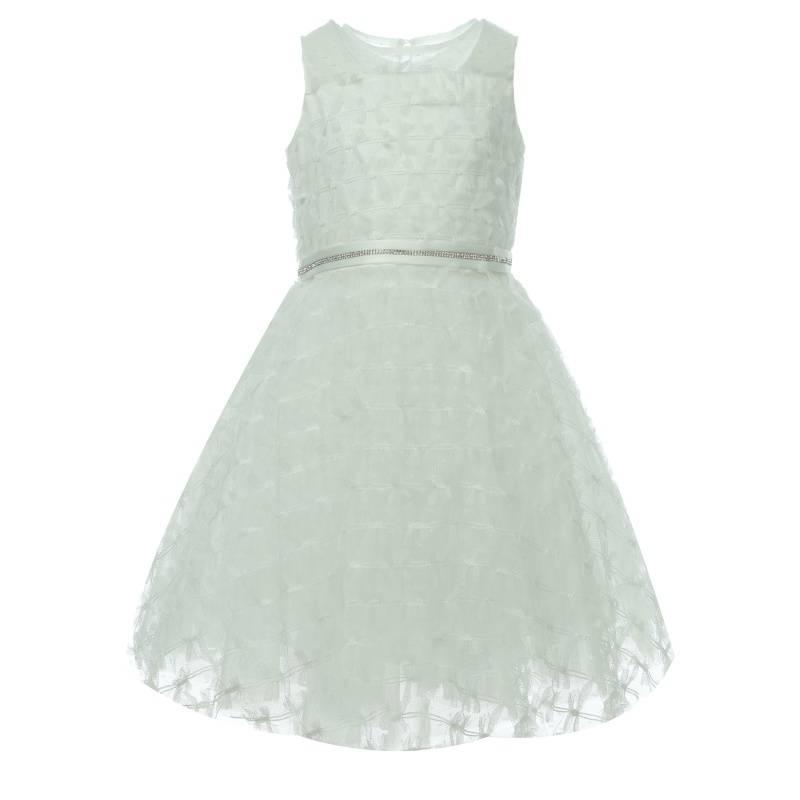 Купить Платье Choupette, цв. бежевый, 146 р-р, Детские платья и сарафаны