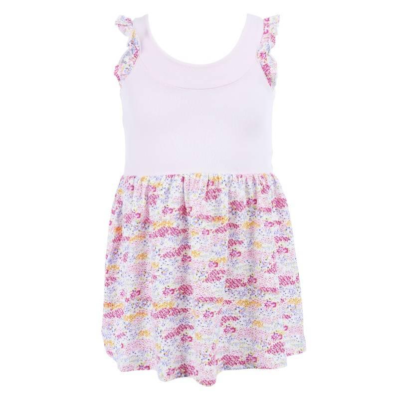 Купить Платье SEVIM, цв. розовый, 92 р-р, Детские платья и сарафаны