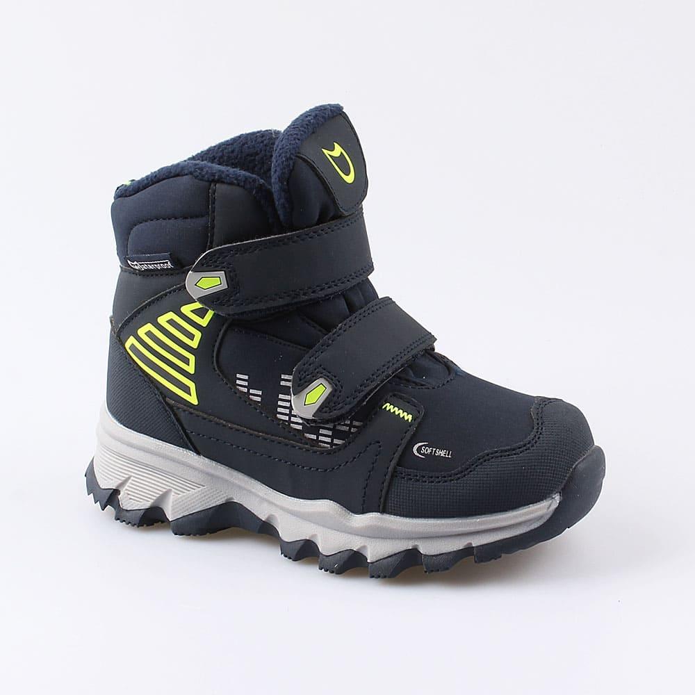 Мембранная обувь для мальчиков Котофей, 30 р-р
