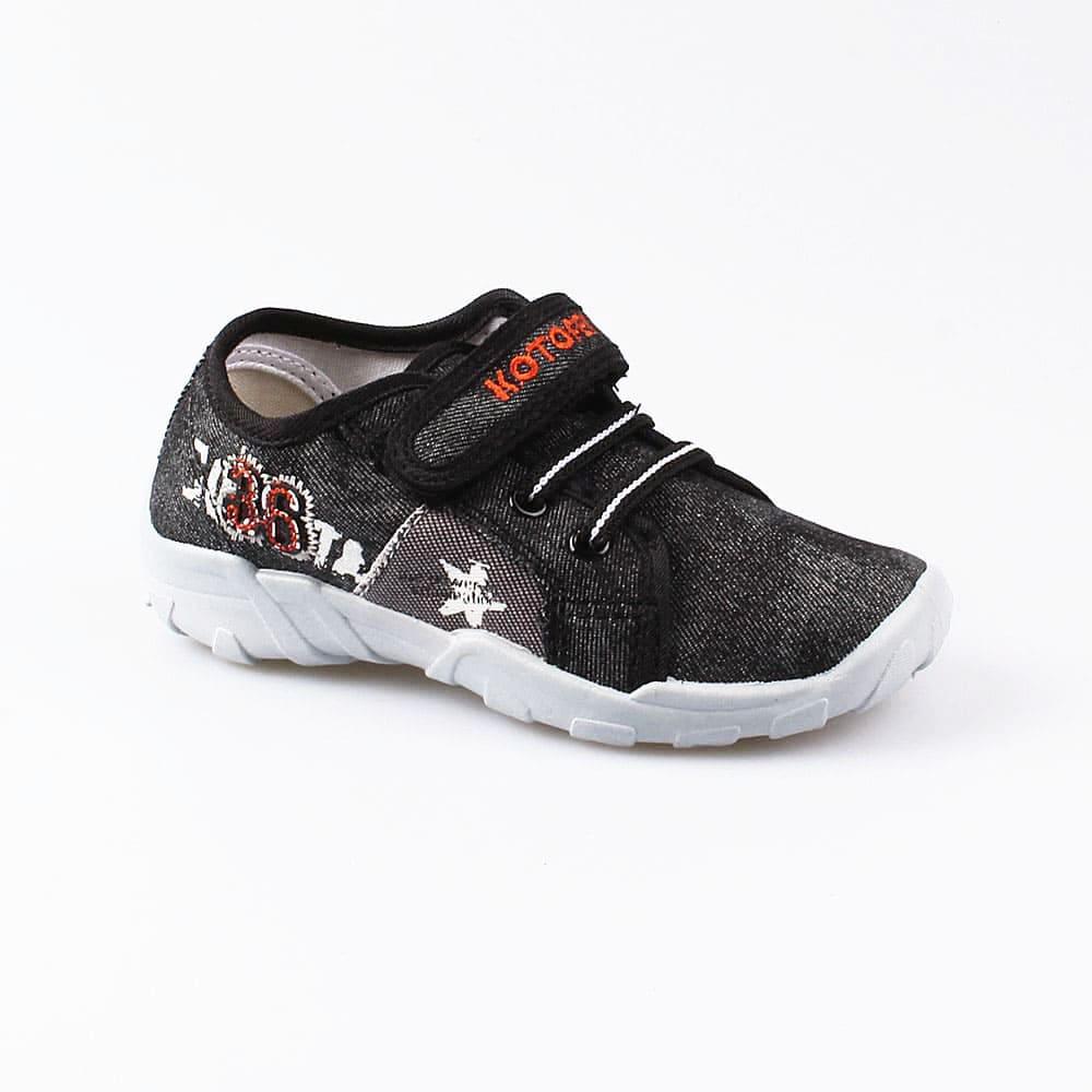 Текстильная обувь для мальчиков Котофей, 27 р-р