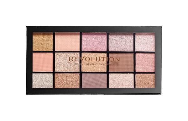 Тени для век Makeup Revolution Re-Loaded Palette Fundamental