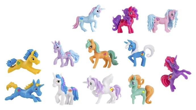 Купить Фигурка лошадки Junfa Toys Пони OSB8005-6 в ассортименте, Игровые фигурки
