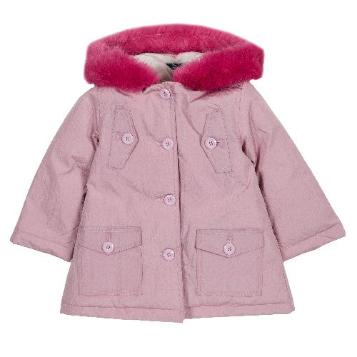 Купить 9087438, Куртка Chicco для девочек р.128 цв.розовый,