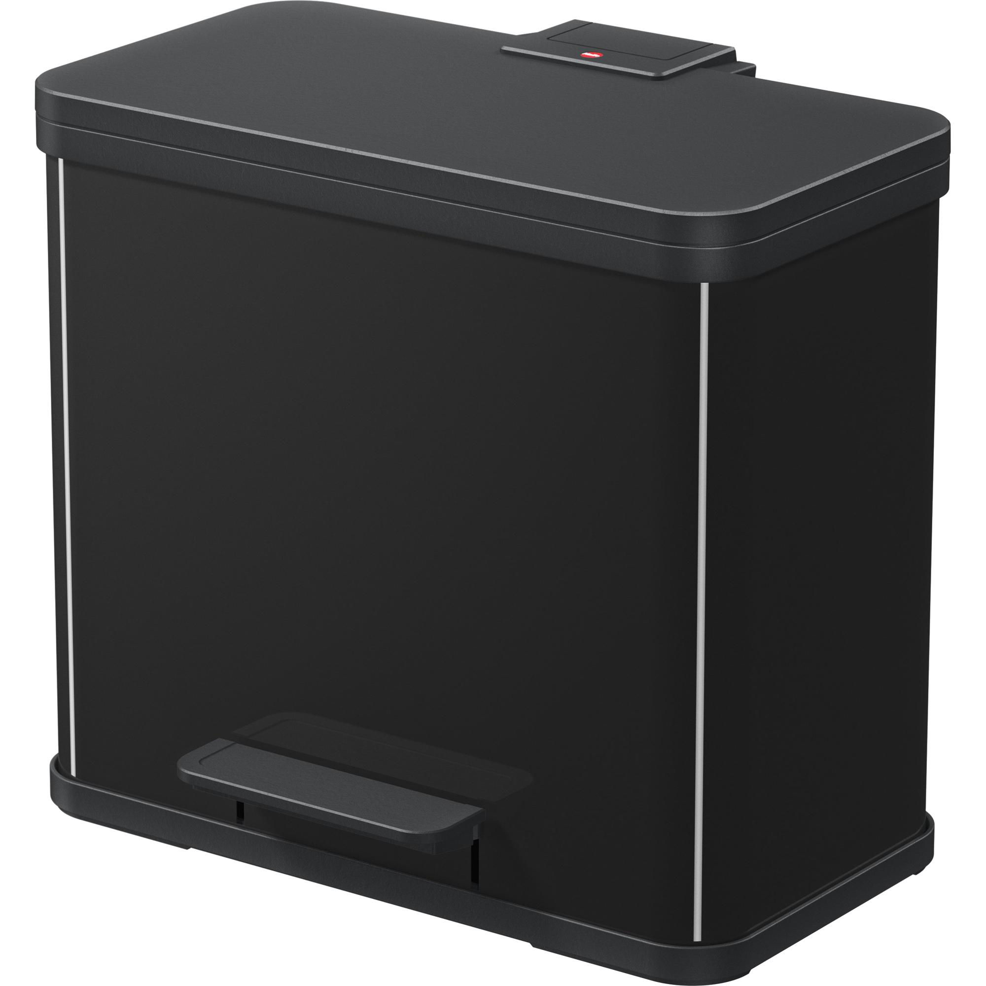 Мусорный контейнер Hailo Öko duo Plus