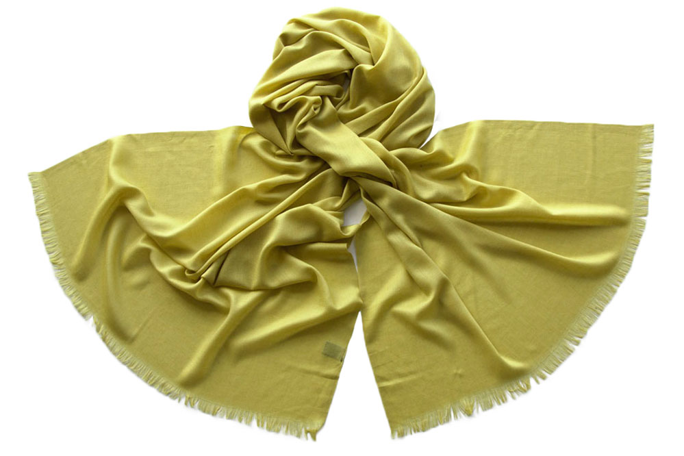 Палантин женский Tranini 1754 желтый