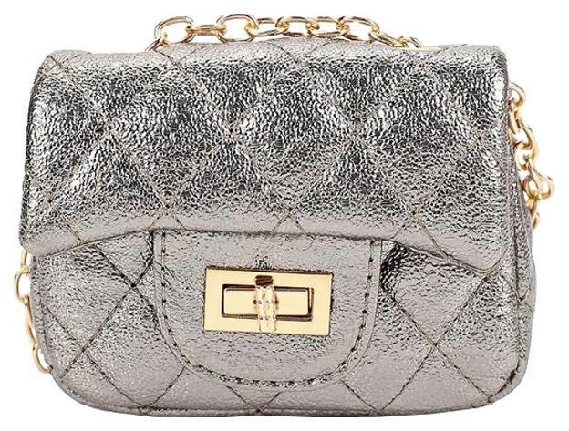 Купить Сумка Vitacci для девочек Серый BG12018, Детские сумки