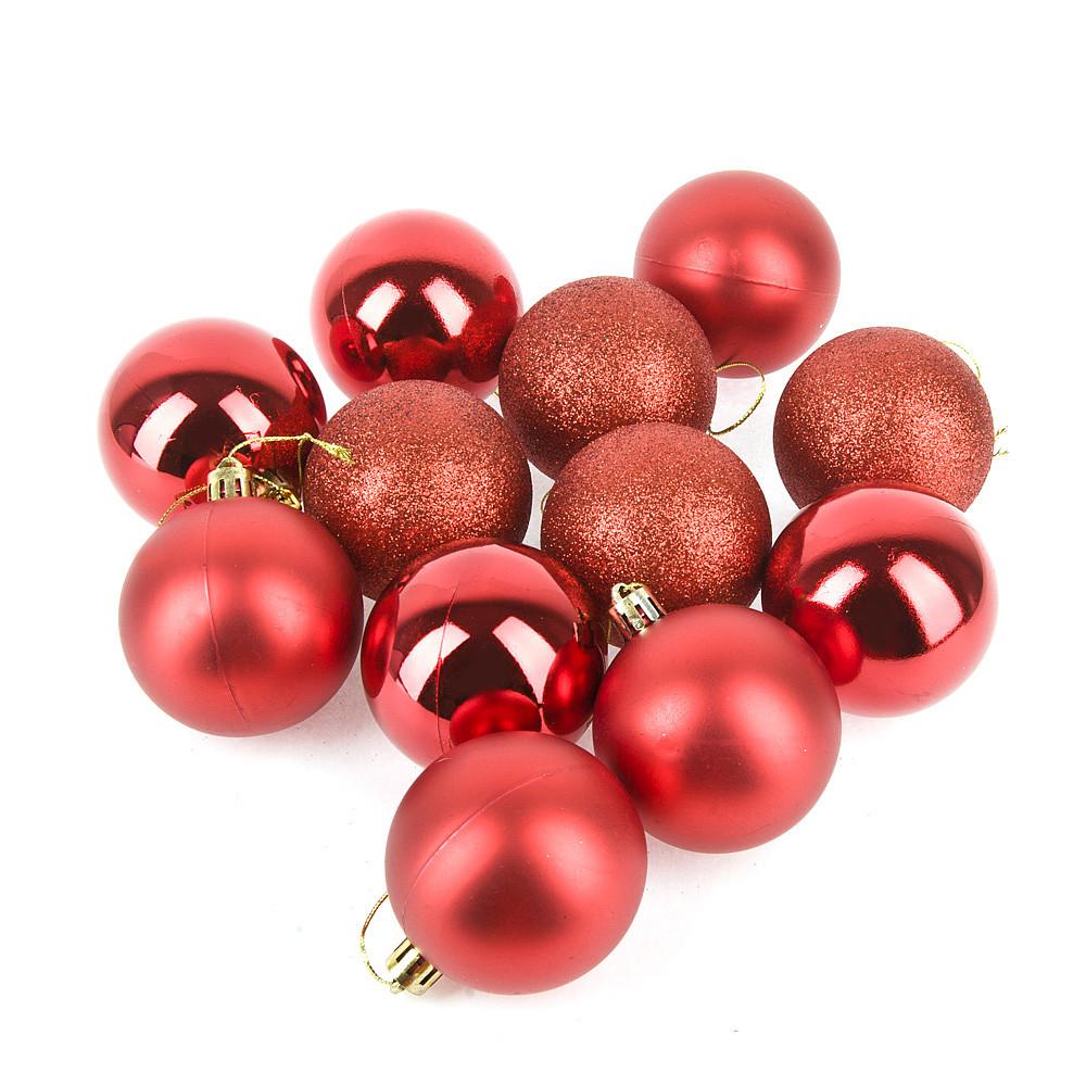 Набор елочных игрушек Monte Christmas 12