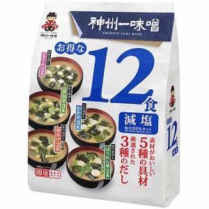 Суп-Мисо Miyasaka с пониженным содержанием соли порционный 12порций 181 г фото