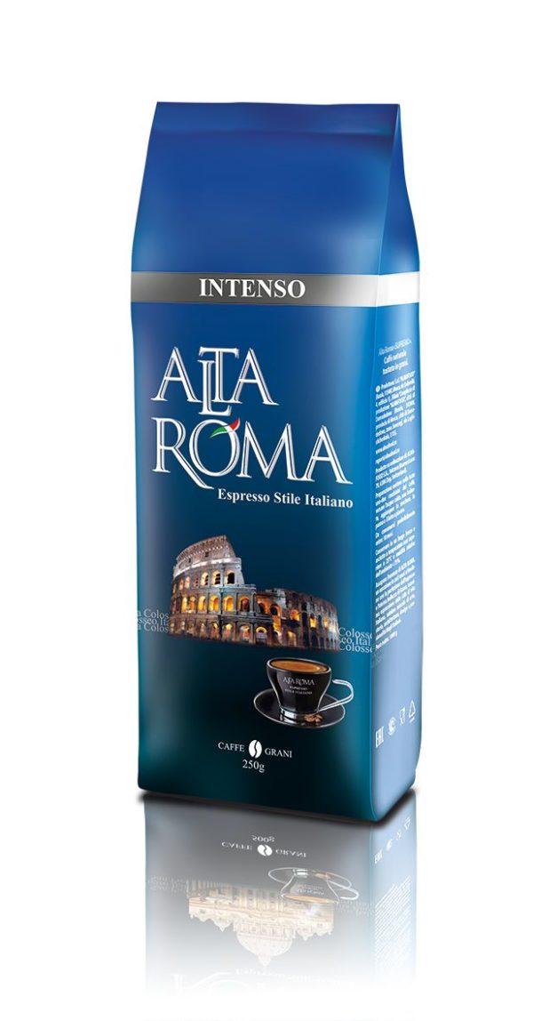 Кофе в зернах Alta Roma Intenso 250 г