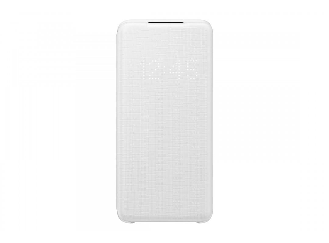 Чехол Samsung Smart LED View Cover X1 для Galaxy S20 White