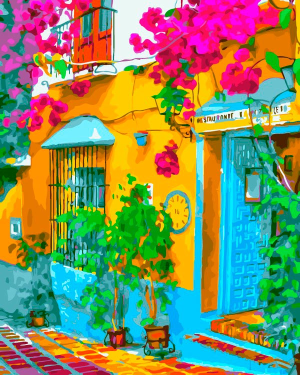 Картина по номерам Color Kit \
