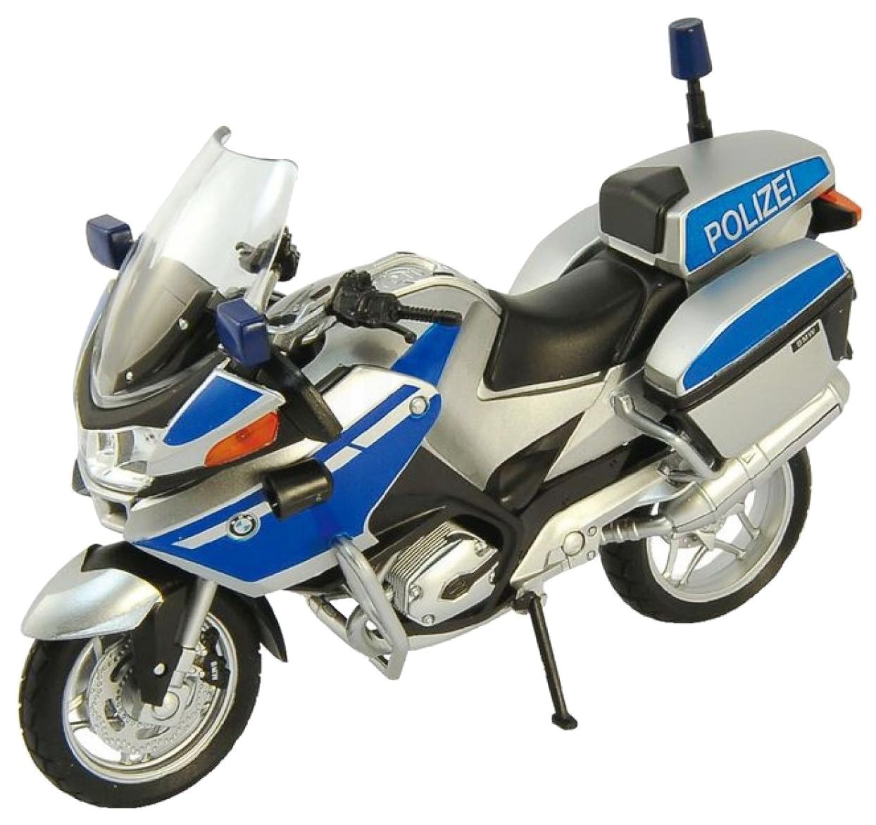 Купить Коллекционная модель Welly BMW R1200RT Полиция 1:18 12811P, Коллекционные модели