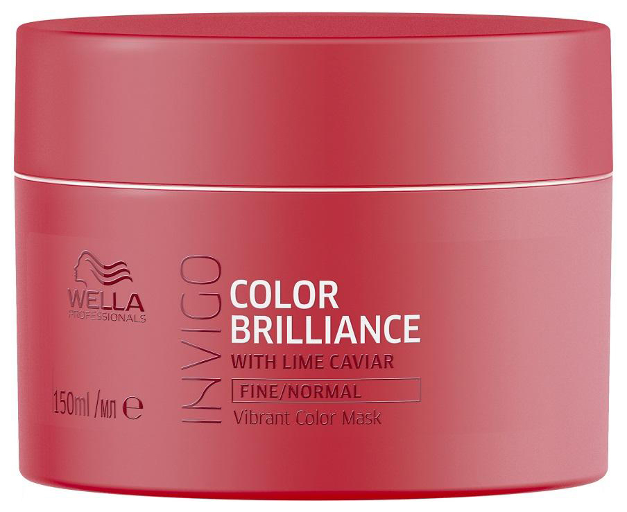 WELLA PROFESSIONALS FINE AND NORMAL HAIR MASK  фото