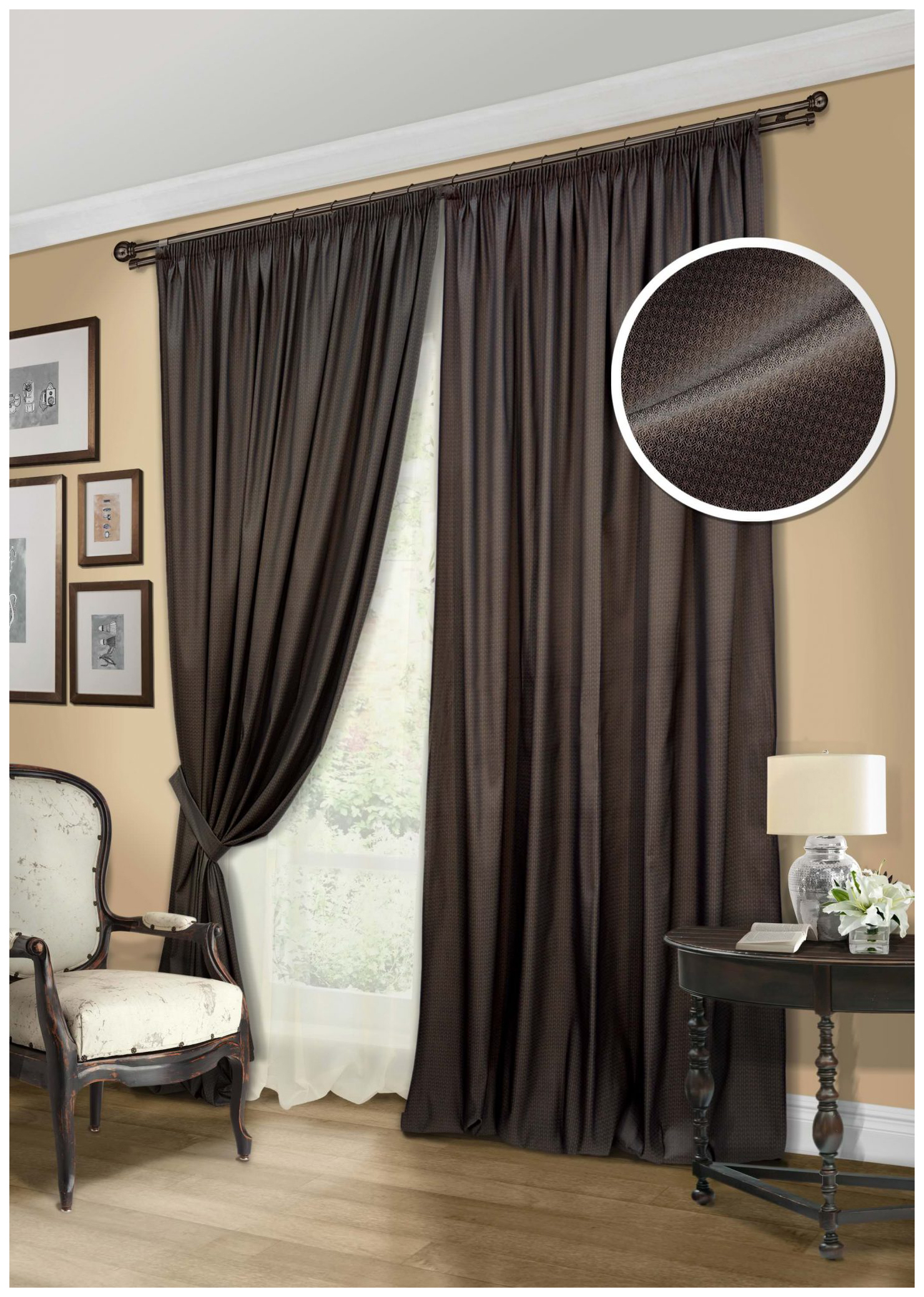этом шторы для гостиной фото дизайн упражнение поможет