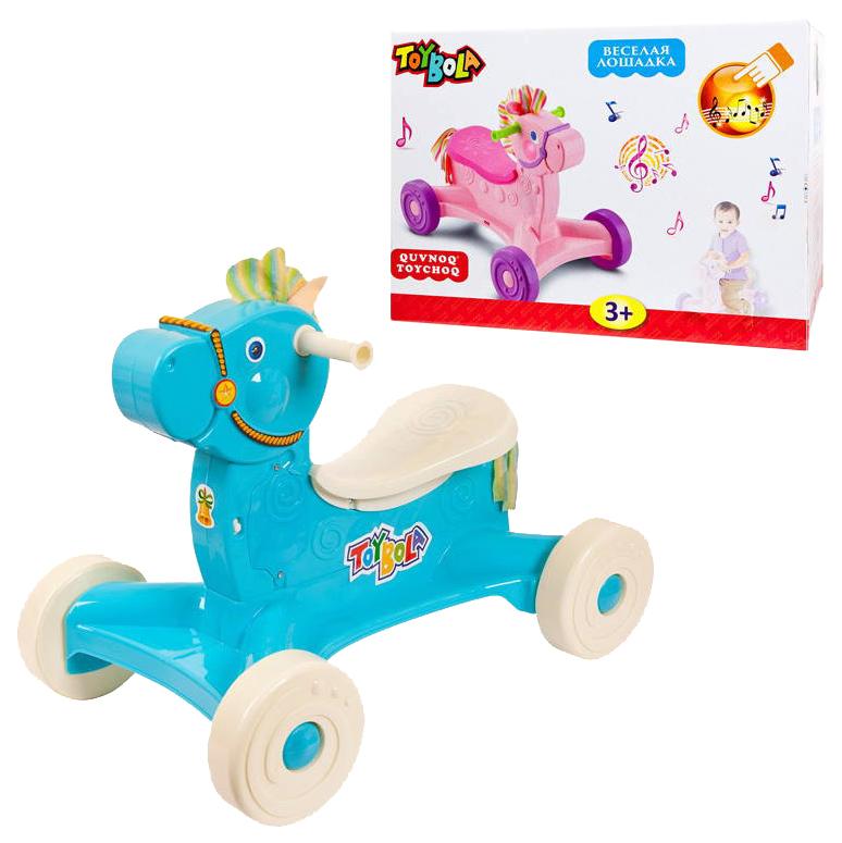 Купить Каталка детская ToyBola лошадка TB-016, Каталки детские