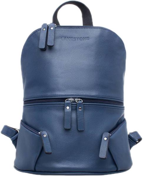 Рюкзак женский кожаный Lakestone 91235/DB