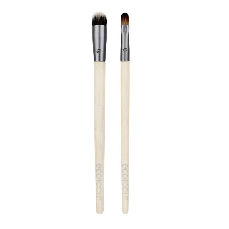 Набор кистей для макияжа Ecotools Ultimate Concealer Duo