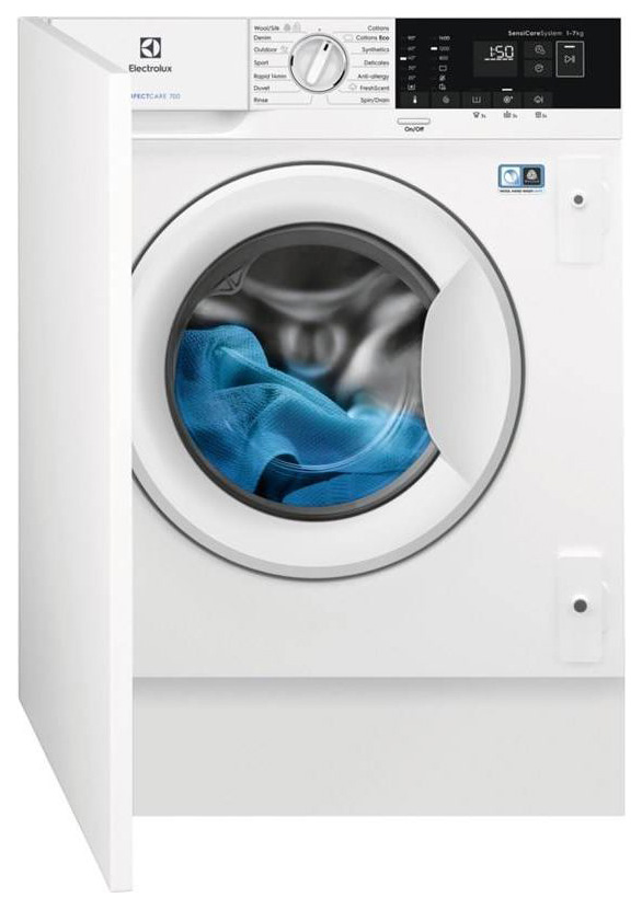 Встраиваемая стиральная машина Electrolux PerfectCare 700 EW7F4R47WI