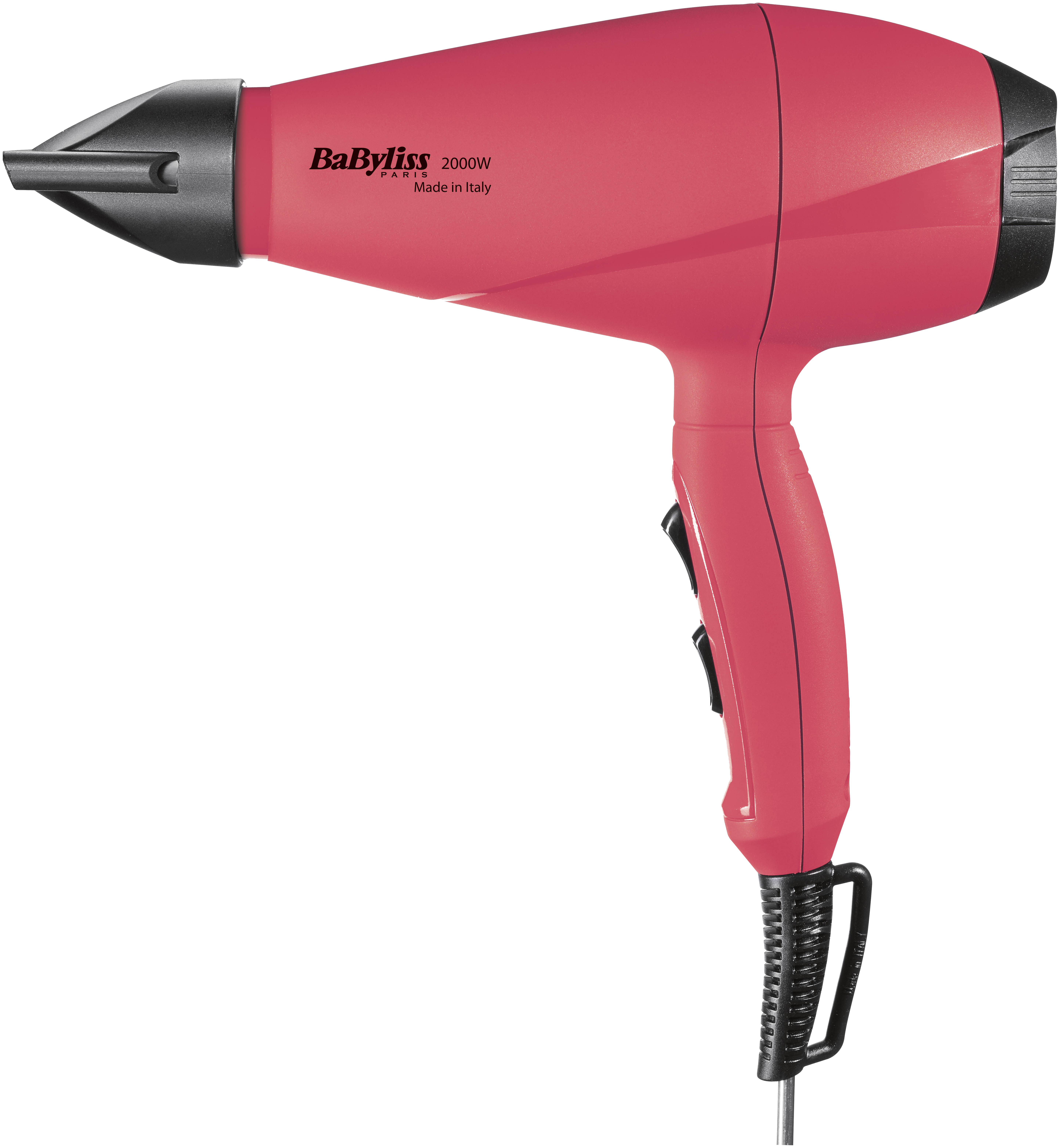 Фен BaByliss 6604DPE Red
