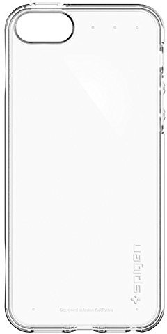 Чехол Spigen Liquid Armor (041CS20247) для iPhone 5/5s/SE (Crystal Clear) фото
