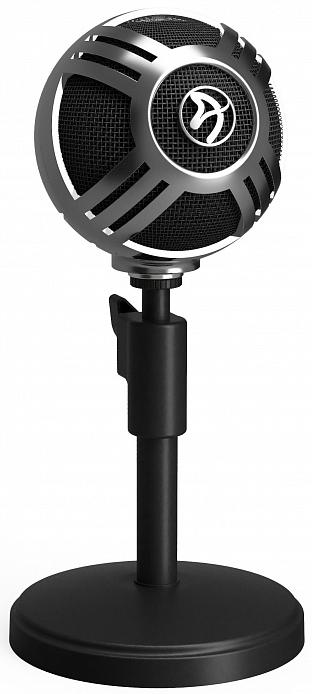 Микрофон для компьютера Arozzi SFERA CHROME