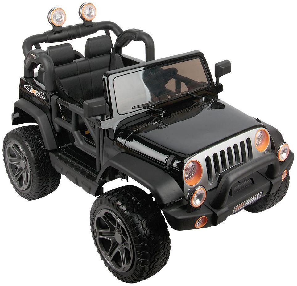 Купить Электромобиль Weikesi HP-002 черный, Электромобили
