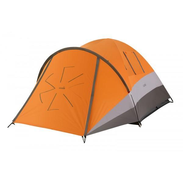 Палатка Norfin Dellen NS трехместная оранжевая