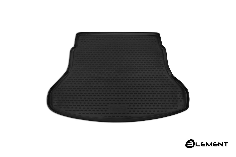 Коврик в багажник Element для HYUNDAI Solaris, 2017, седан, полиуретан