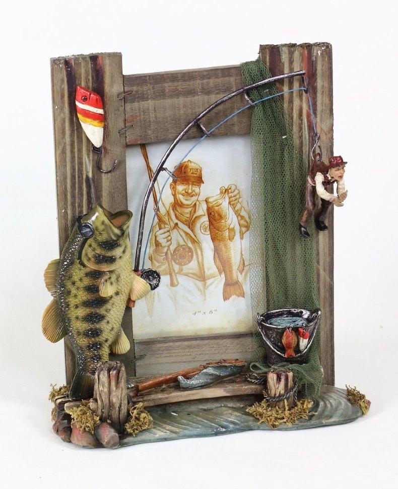 Днем матери, сделать открытку рыбаку