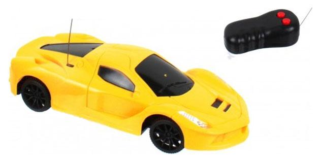 Радиоуправляемая машинка 1 Toy Спортавто Т13823 Желтый