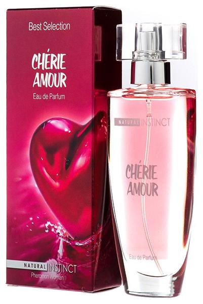 Женские духи с феромонами Парфюм престиж Natural Instinct Cherie Amour 50 мл фото