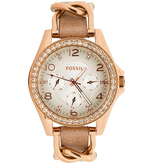 Наручные часы кварцевые женские Fossil ES 3466