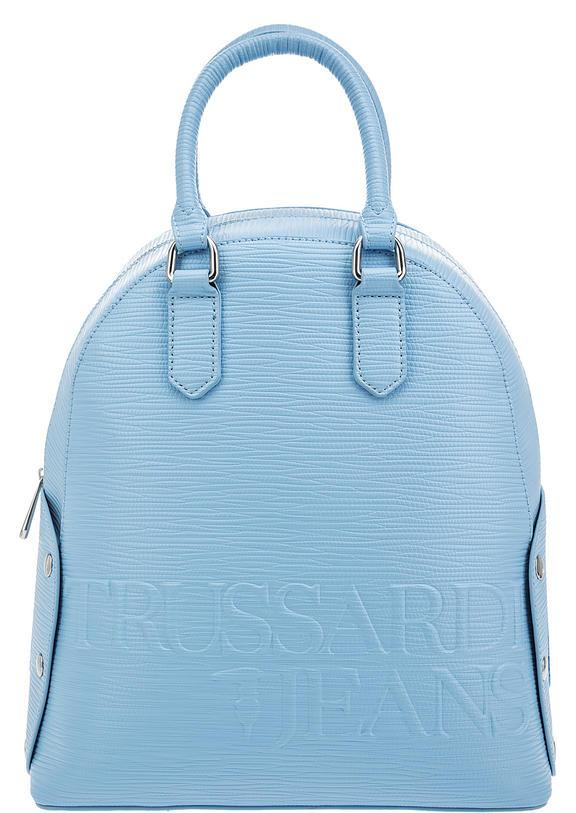 Рюкзак женский Trussardi Jeans синий 10 л