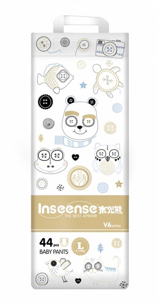 Подгузники трусики INSEENSE V6 9 14