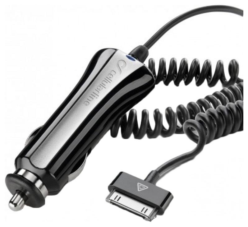 Автомобильное зарядное устройство CELLULAR LINE CBRIPHONE1