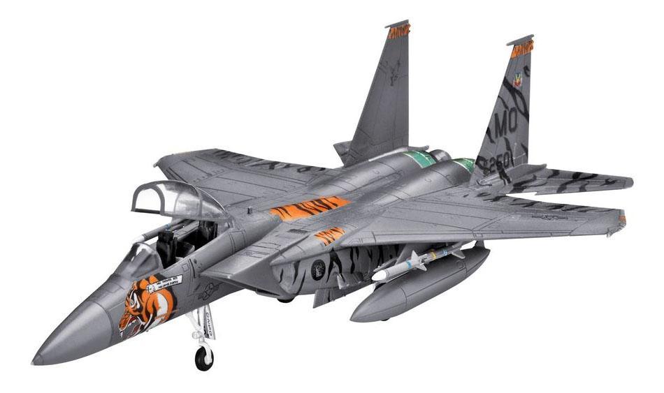 Купить Самолет истребитель f-15e eagle, Revell, Модели для сборки