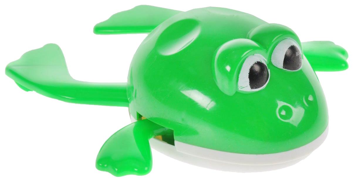 Заводная игрушка для купания Играем Вместе Лягушенок B867508-R,  - купить со скидкой