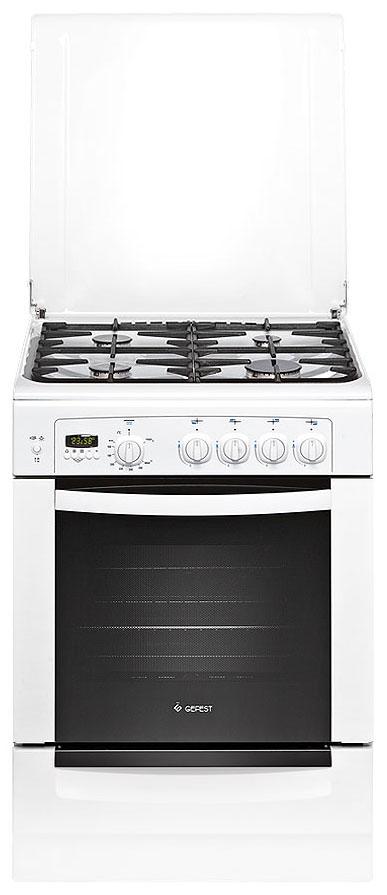 Газовая плита GEFEST ПГ 6100-04 White