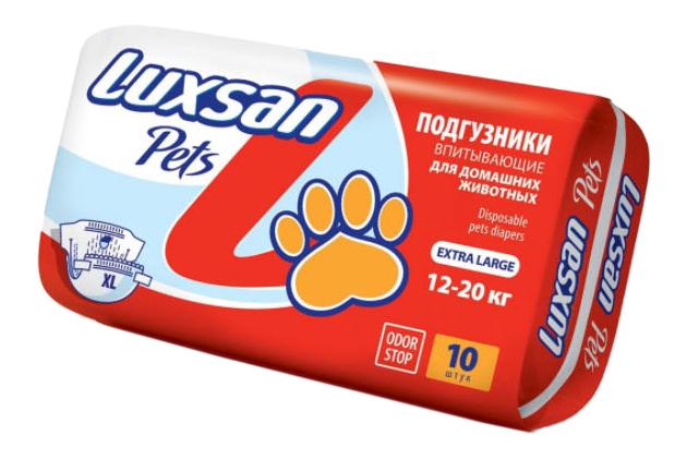 Подгузники для домашних животных LUXSAN размер