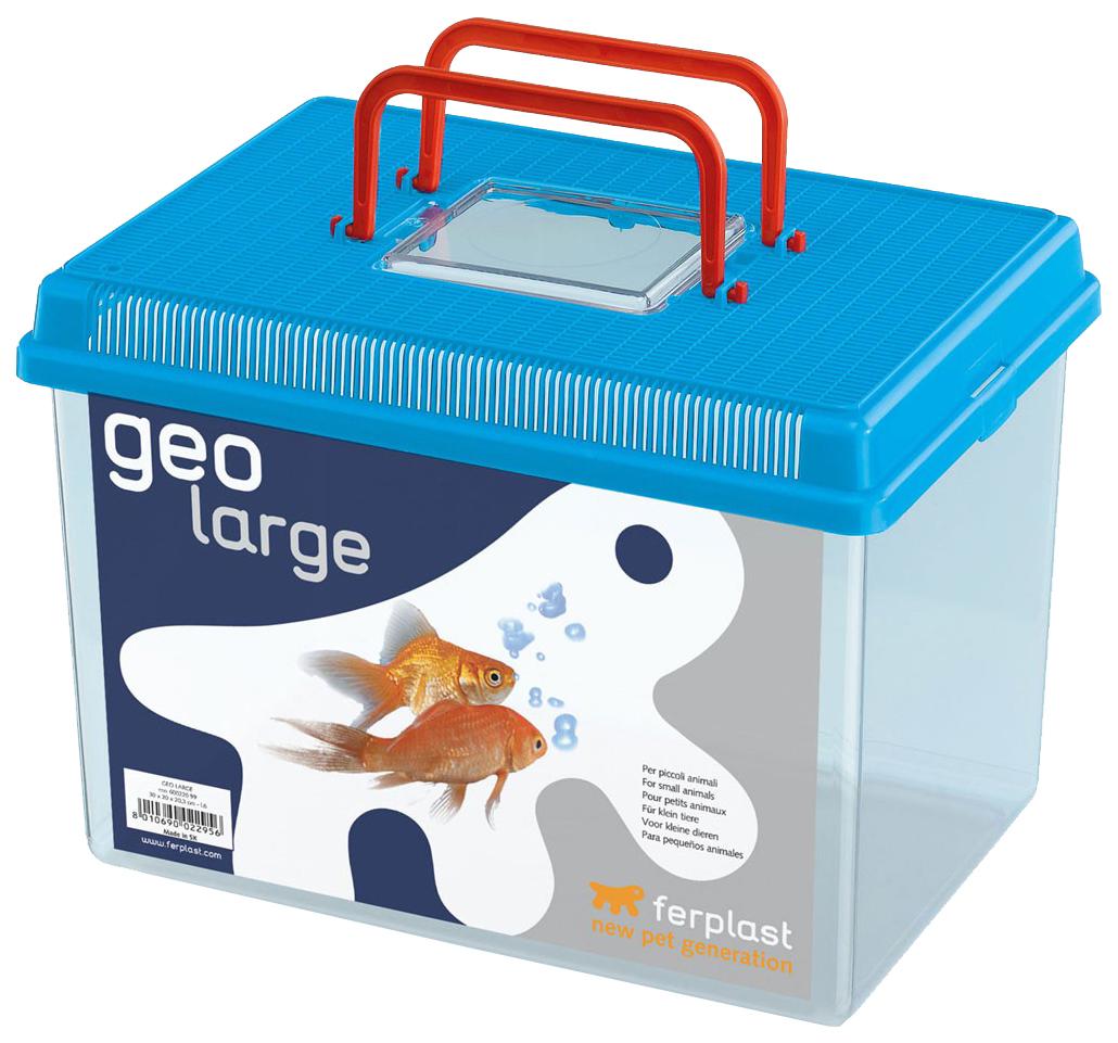 Контейнер для рыб Ferplast, пластик, 30