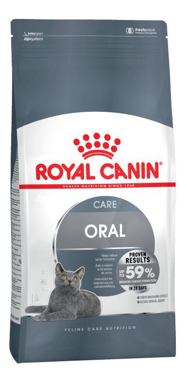 Сухой корм для кошек ROYAL CANIN Oral Care, для защиты полости рта, 8кг фото