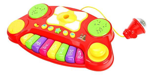 Музыкальная игрушка Умка Электропианино - Маша и медведь