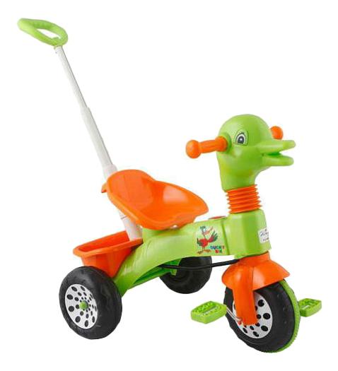 Купить Велосипед Pilsan Ducky onesize Ducky с ручкой 7141plsn, Детские велосипеды-коляски