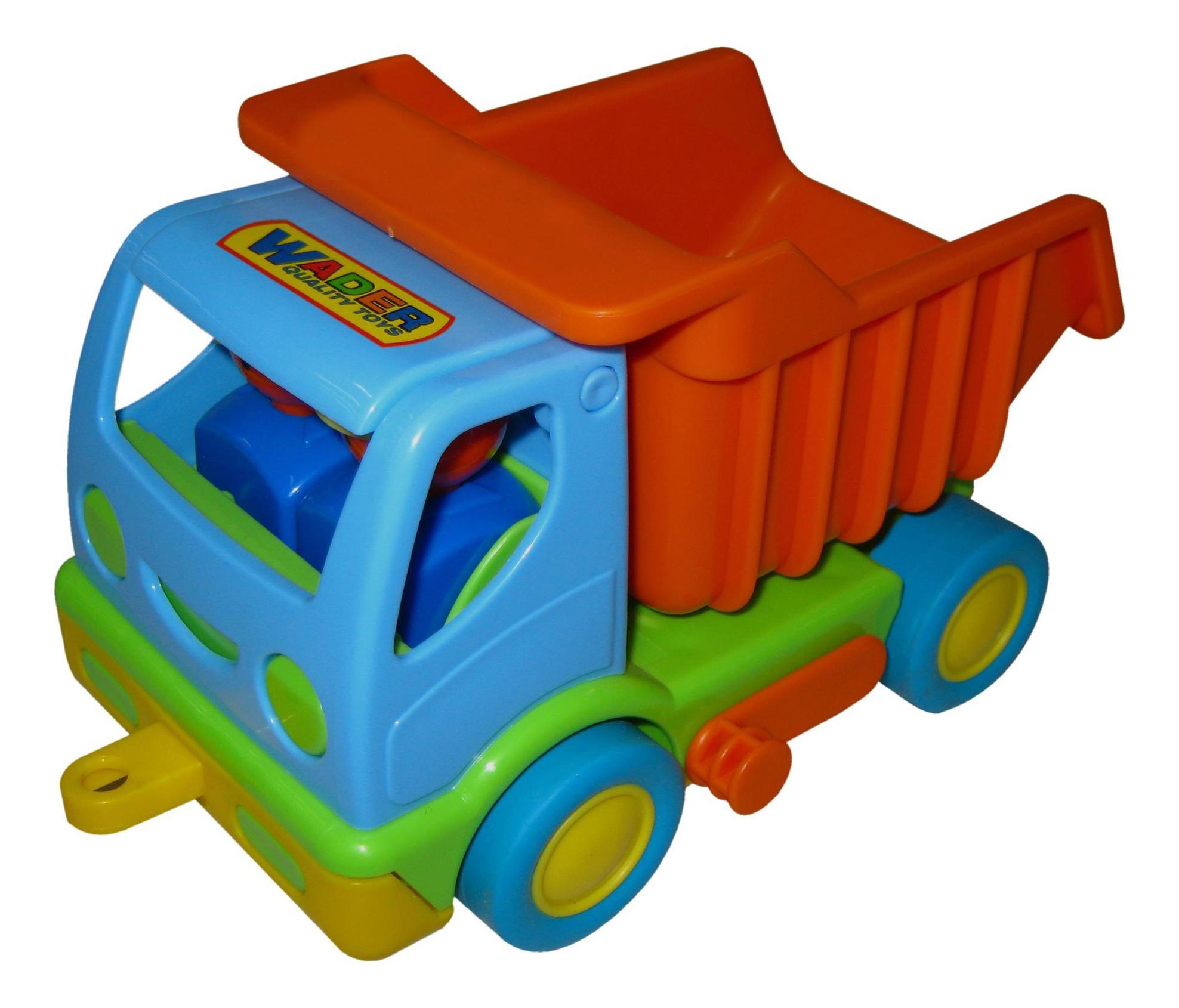Автомобиль-самосвал Полесье Мой первый грузовик фото