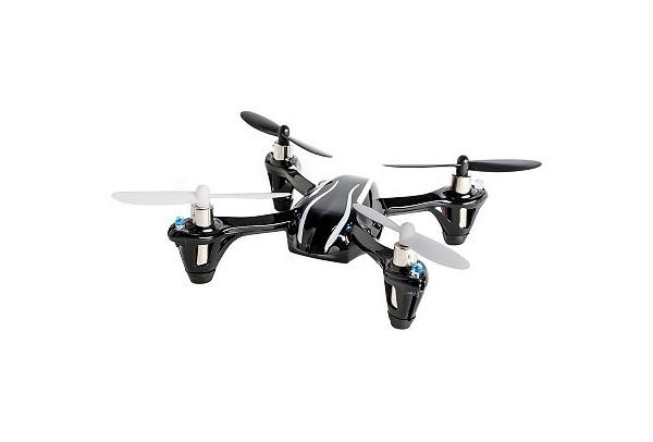 Купить Радиоуправляемый квадрокоптер Hubsan X4 H107, Квадрокоптеры для детей