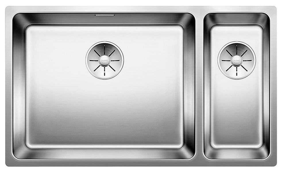 Мойка для кухни из нержавеющей стали Blanco Andano 500/180-U 522991 сталь фото