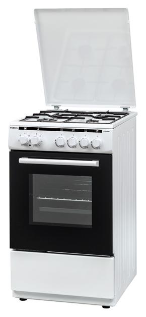 Газовая плита Vestel VCGE56WL White