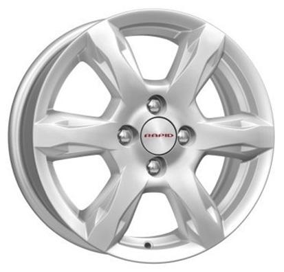 Колесные диски K&K Реплика R15 6J PCD4x100 ET50 D60.1 (64983) фото