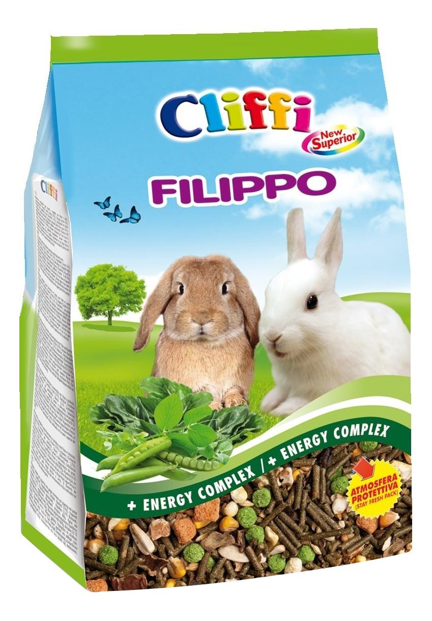 Корм для кроликов Cliffi Filippo 0.9