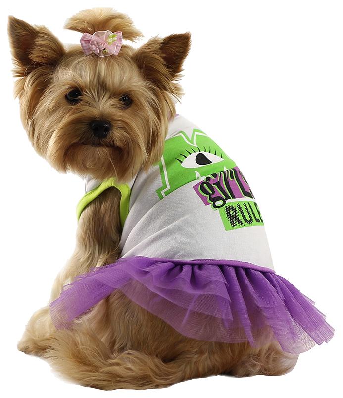Футболка, юбка для собак Triol Monsters размер